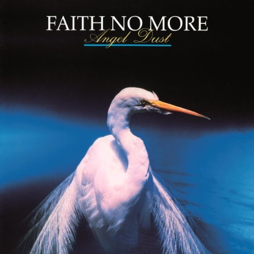 Faith No More Angel Dust Import Eu 2 Lp