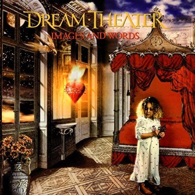 Dream Theater Images & Words Import Eu