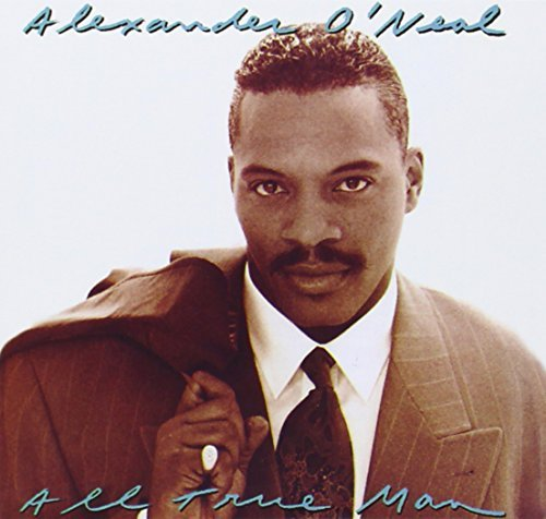 Alexander O'neal All True Man 2 CD