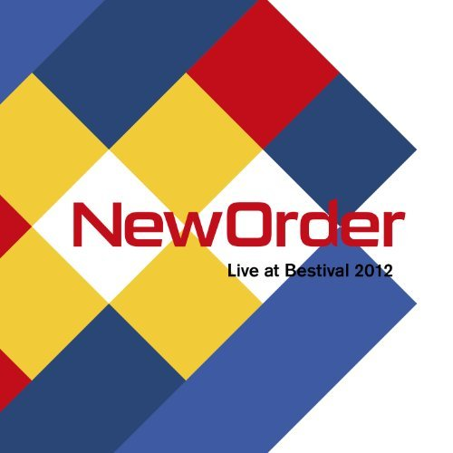 New Order Live At Bestival 2012 Import Eu