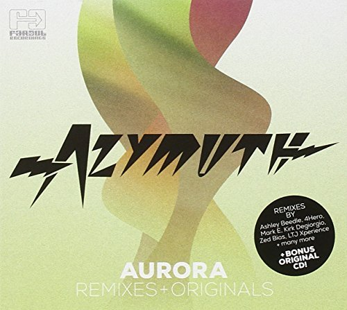 Azymuth Aurora (remixes & Originals) 2 CD