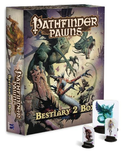 Jason Bulmahn Pathfinder Pawns Bestiary 2 Box