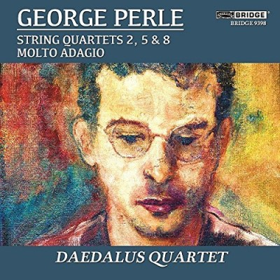 G. Perle String Quartets Vol. 1 Daedalus Quartet