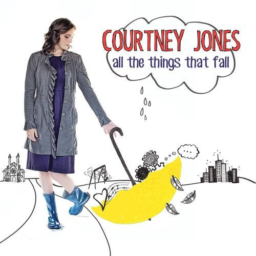 Courtney Jones All The Things That Fall