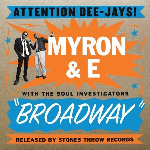 Myron & E With The Soul Invest Broadway Incl. Download Card