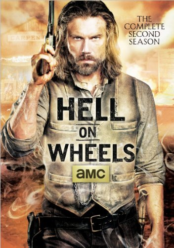 Hell On Wheels Season 2 DVD Season 2