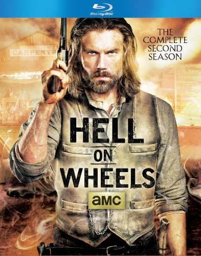 Hell On Wheels Season 2 Blu Ray Season 2