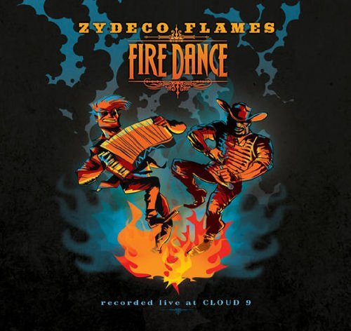 Zydeco Flames Fire Dance