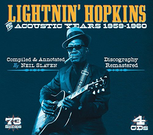 Lightnin' Hopkins Acoustic Years