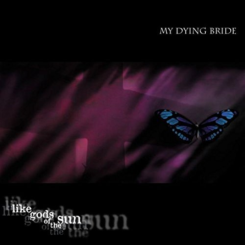 My Dying Bride Like Gods Of The Sun 2 Lp