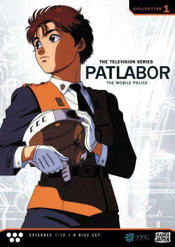 Patlabor Tv Collection 1 DVD Nr