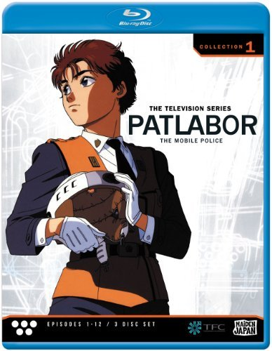 Patlabor Tv Collection 1 Blu Ray Nr