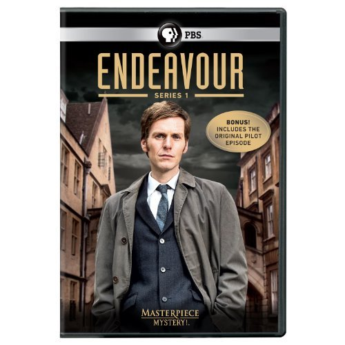 Endeavour Season 1 DVD