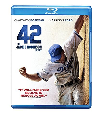 42 Bozeman Ford Knight Blu Ray Ws Pg13 Incl. DVD
