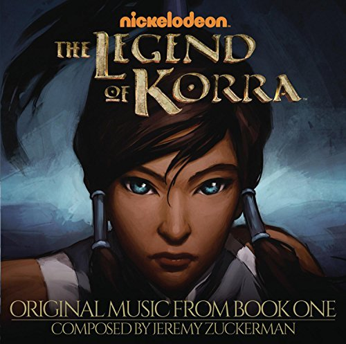 Legend Of Korra Original Musi Soundtrack