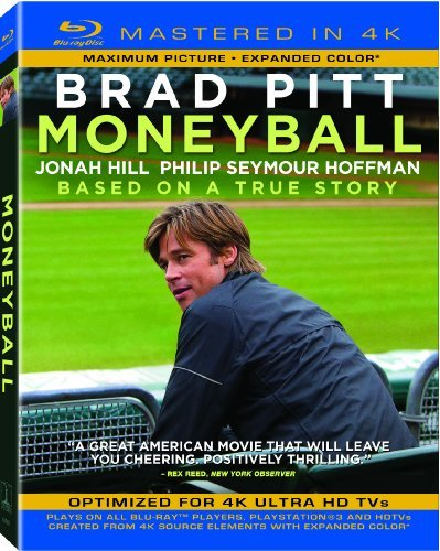 Moneyball Moneyball Blu Ray 4k Mastered Pg13 Uv