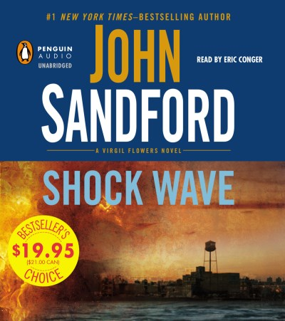 John Sandford Shock Wave