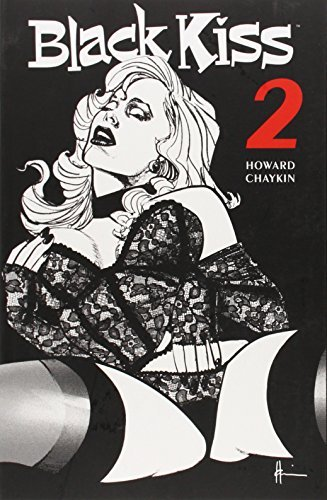 Howard Chaykin Black Kiss Volume 2