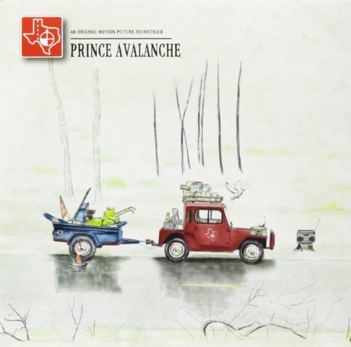 Explosions In The Sky & David Wingo Prince Avalanche An Original Motion Picture Soundtrack