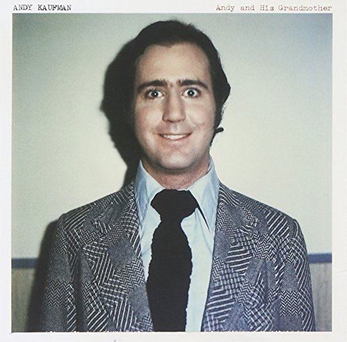 Andy Kaufman Andy & His Grandmother