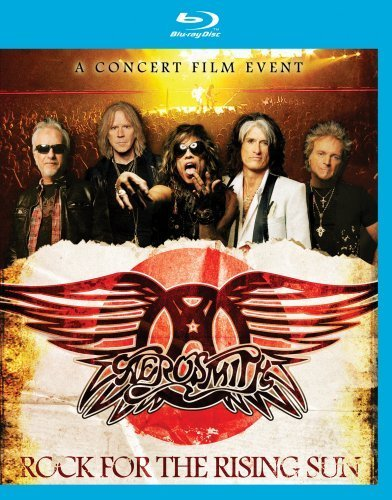 Aerosmith Rock For The Rising Sun Blu Ray Nr