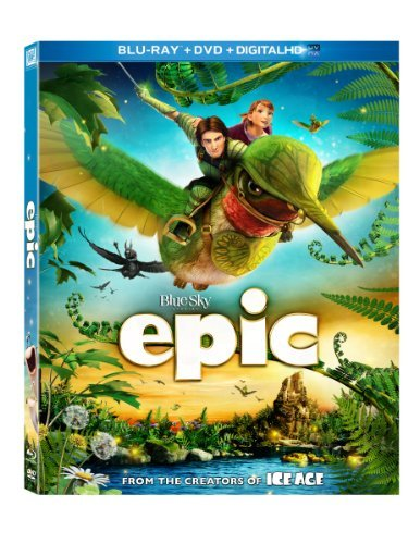 Epic Epic Pg DVD Dc Uv