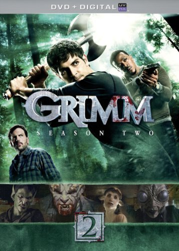 Grimm Season 2 DVD Nr 5 DVD Uv