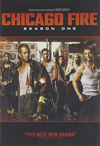 Chicago Fire Season 1 DVD