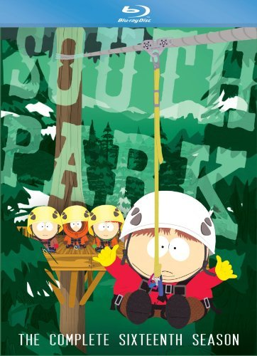 South Park South Park Season 16 Blu Ray Ws Nr 2 Br