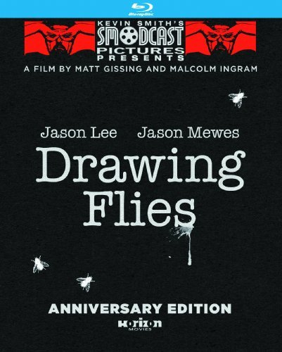 Drawing Flies Anniversary Edi Lee Mewes Brooks Humphrey Lee Blu Ray Bw Ws Nr