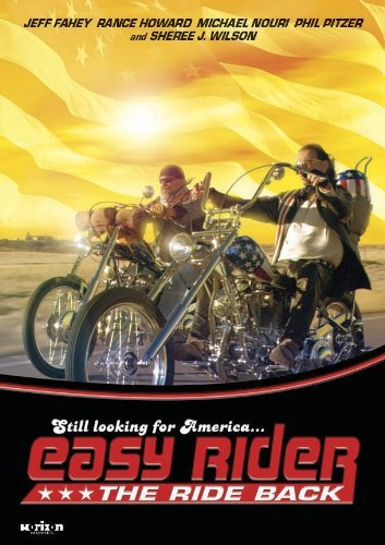 Easy Rider The Ride Back Fahey Howard Nouri Wilson Ws Nr