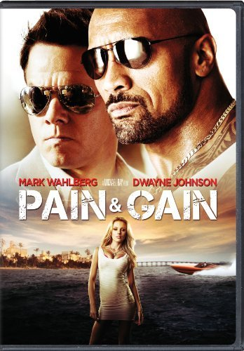 Pain & Gain Wahlberg Johnson Mackie Bay Ws R