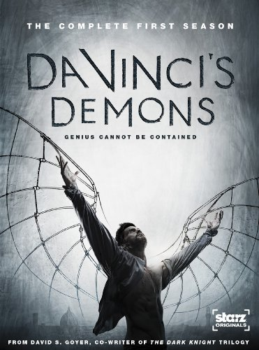 Da Vinci's Demons Season 1 DVD