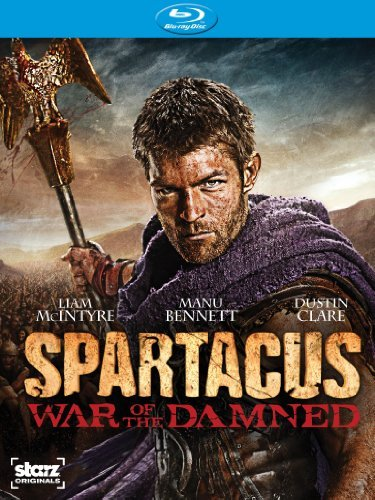 Spartacus War Of The Damned Spartacus War Of The Damned Blu Ray Ws Nr 3 Br