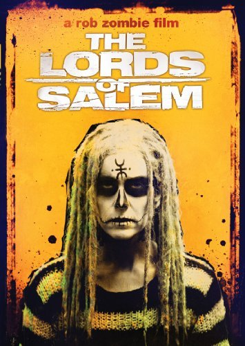 Lords Of Salem Rob Zombie Film DVD R Ws