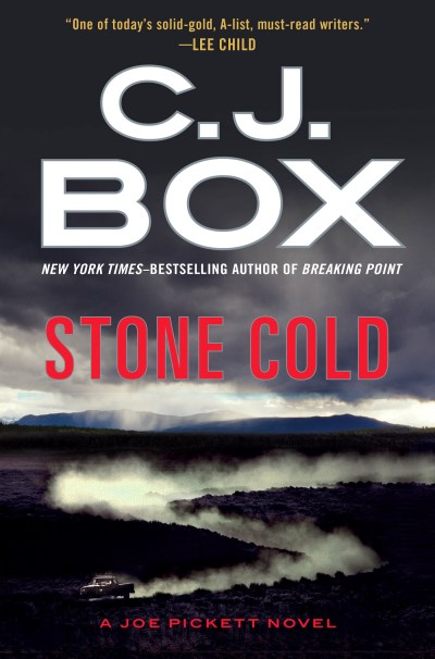 C. J. Box Stone Cold Fourteenth Edition