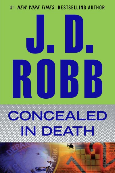 J. D. Robb Concealed In Death