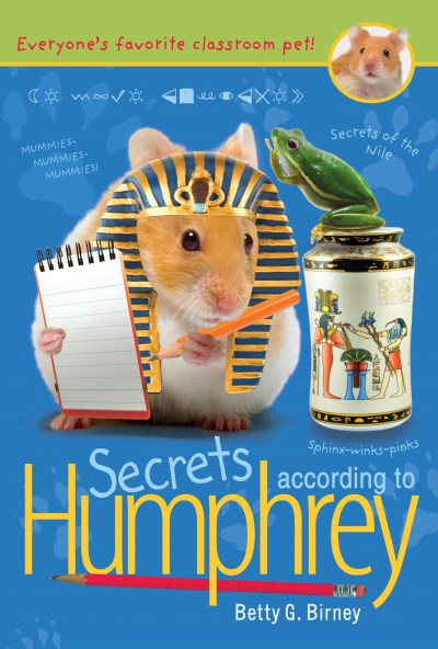 Betty G. Birney Secrets According To Humphrey
