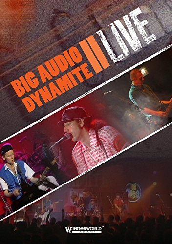 Big Audio Dynamite Ii Live In Concert Nr