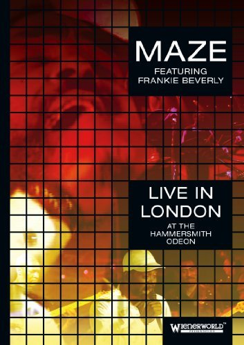 Maze & Frankie Beverly Live At The Hammersmith Odeon Nr