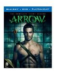 Arrow Arrow Season 1 Blu Ray Ws Nr Incl. DVD Uv 9 Disc