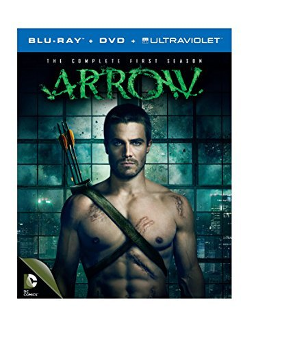 Arrow Season 1 Blu Ray DVD Uv