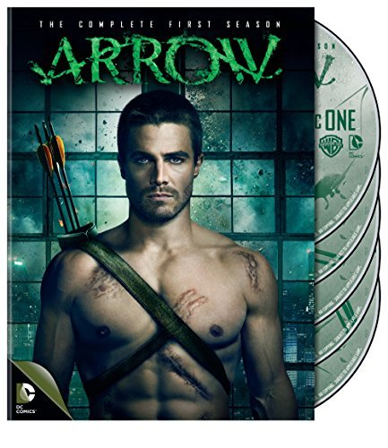 Arrow Season 1 DVD Nr 5 DVD