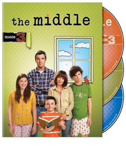 Middle Season 3 DVD Nr