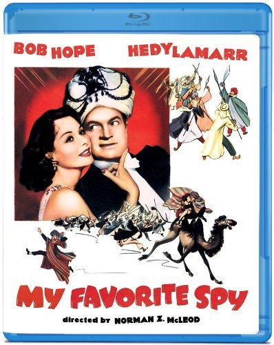 My Favorite Spy (1951) Hope Lamarr Blu Ray Ws Nr