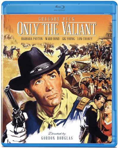 Only The Valiant (1951) Peck Payton Bond Blu Ray Ws Nr