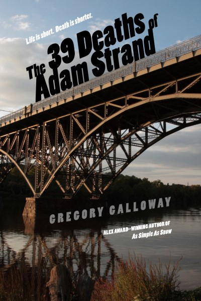 Gregory Galloway The 39 Deaths Of Adam Strand