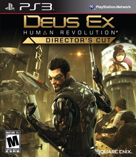 Ps3 Deus Ex Human Revolution Director's Cut Square Enix Llc