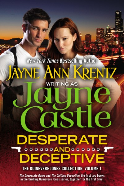 Jayne Castle Desperate And Deceptive