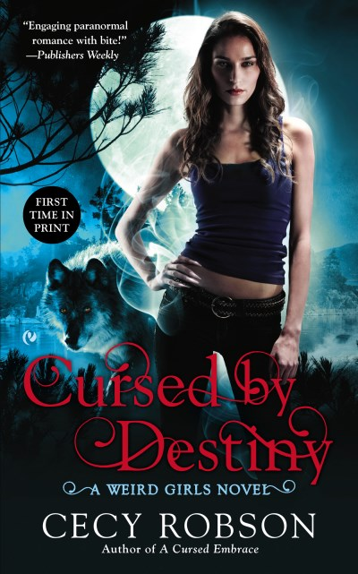 Cecy Robson Cursed By Destiny